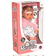 Doll with pacifier 30 cm - Doll