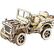 """Jeep Willys MB """"4x4"""" - 3D Puzzle"""