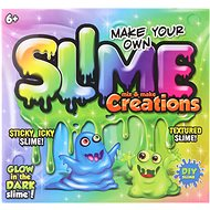 Production of luminous slime - Creative Toy