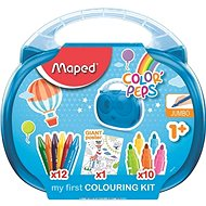 Maped Early Age Set - Art Case