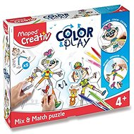 Maped Color&Play - Mix Puzzle Set