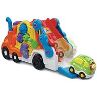 Vtech - Toot Toot Drivers - Car Carrier - HU - Toy Vehicle