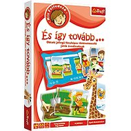 Educational game - and the story goes - hungarian version - Board Game