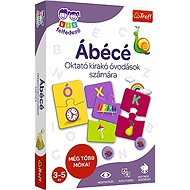 Educational game - ABC - hungarian version - Board Game