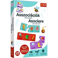 Educational game - assotiations - hungarian version - Board Game