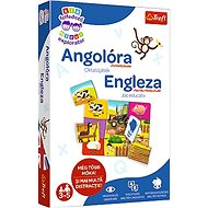 Educational game - learn english - hungarian version - Board Game