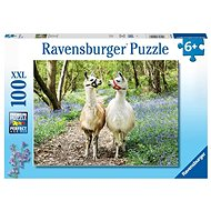 Ravensburger 129416 Shaggy friends 100 pieces