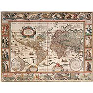 Ravensburger 166336 World map 2000 pieces - Puzzle