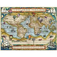 Ravensburger 168255 A trip around the world of 2000 pieces - Puzzle