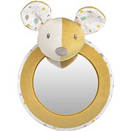 Canpol babies Soft pet with a car mirror Mouse