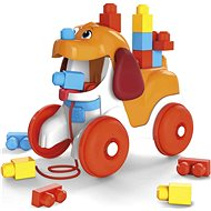 Mega Bloks First Builders Cubes doggy