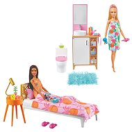 Barbie Room and Doll - Dolls