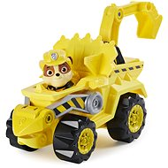 Paw Patrol Rubble Dino Themed Vehicles - Toy Car