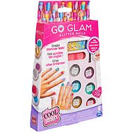 Cool Maker Glitter Lacquers with prints - Beauty Set