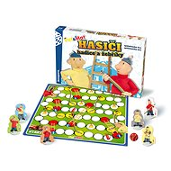 Firefighters hose and ladders Pat and Mat board game - Board Game