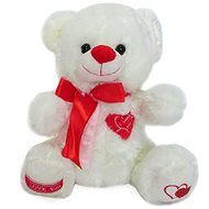 Teddy bear with a ribbon - 35 cm - Teddy Bear
