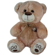 Bear with a ribbon Brown - 40 cm - Teddy Bear