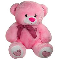 Bear Nose Pink - 40 cm - Teddy Bear