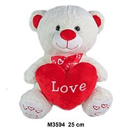 Teddy bear Love - 25 cm - Teddy Bear