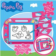 Peppa Magnetic Table, Small - Magnetic Board