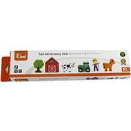 Wooden accessories - farm - Wooden Toy