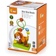 Wooden Labyrinth - Dog - Wooden Toy