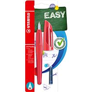 STABILO EASYbuddy M coral / red Blister - Fountain Pen