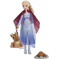 Frozen 2 - Friends by the campfire - Doll