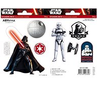 ABYstyle - Star Wars - Stickers - 16x11cm / 2 sheets - Vador / Trooper - Creative Kit