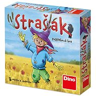 Dino Scarecrow Travel Game - Board Game