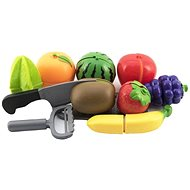 Teddies Fruit Set with Grater with Knife and Peeler - Children's Kitchen Set