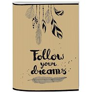 Stil A5 Notebook Lined with DREAMS KRAFT - Notebook