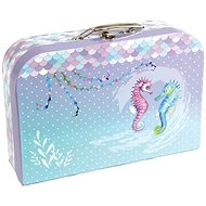 Coral Suitcase Coral - Small Carrying Case