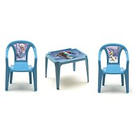 Children's Furniture IPAE - DISNEY Set FROZEN 2 Chairs + Coffee Table