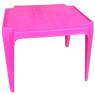 Children's Table IPAE - Pink coffee table