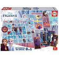 Game Set Frozen 2, 8-in-1 - Board Game