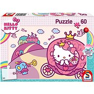 Glittering Puzzle - Hello Kitty: Princess 60 Pieces - Puzzle