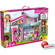 Lisciani House with Barbie Doll - Doll House