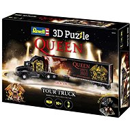 3D Puzzle Revell 00230 - QUEEN Tour Truck - 50th Anniversary - 3D Puzzle