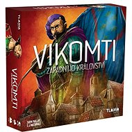 Viscount of the Western Kingdom - Board Game