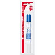 ICO ink refill pens 2in1 - pack of 2 - Correction Pen