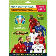 Euro 2020 Adrenalyn - 2021 Kick Off - Starter Set - Collector's Cards
