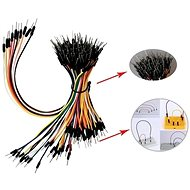 Keyes Arduino Set of 3x65 pcs Male-male Cables - Electronic Building Kit