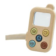 """PlanToys My First Phone """"Orchard"""" - Wooden Toy"""