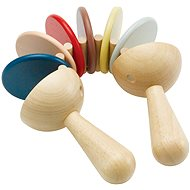 """PlanToys Rattle """"Orchard"""" - Musical Toy"""