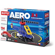 Roto 2-in-1 Helicopter, 114 pieces - Building Kit