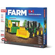 Roto 9-in-1 Farm, 265 pieces - Building Kit
