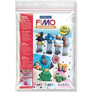 """FIMO 8742 Silicone Mould """"Funny Animals"""" - Modelling Clay"""