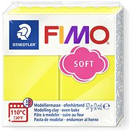 FIMO Soft 8020 56g Yellow - Modelling Clay