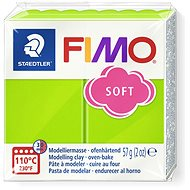 FIMO Soft 8020 56g Light Green - Modelling Clay